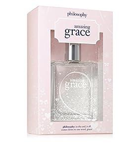 Philosophy Amazing Grace Snow Globe Edition Eau De Toilette, 2 Ounce from Philosophy