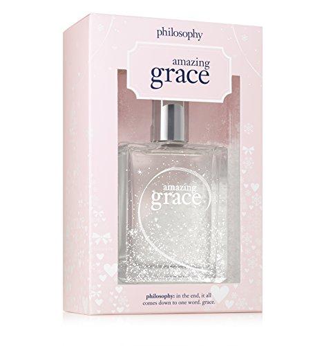 Philosophy Amazing Grace Snow Globe Edition Eau De Toilette, 2 Ounce