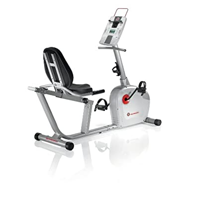 Schwinn 220 Recumbent Exercise Bike 2012 Model from Schwinn