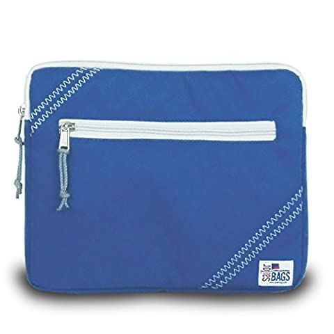 Sailor Bags iPad Sleeve (Blue) (Red Color Laptop)