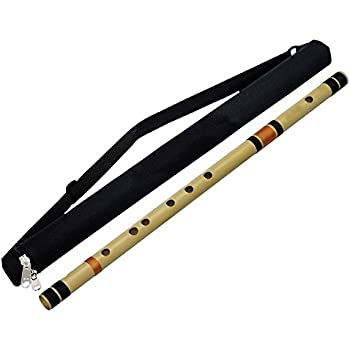 Amazon Professional Base Bamboo Flute A Tune Transverse