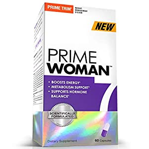 Complete Nutrition Prime Trim Woman, Dietary Supplement for Women, Weight Loss, Daily…