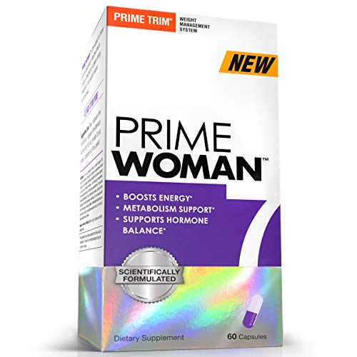 Complete Nutrition Prime Trim Woman, Dietary Supplement for Women, Weight Loss, Daily Wellness, Energy Booster, Hormone Support, 60ct Capsules