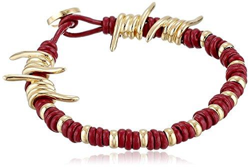 Vivienne Westwood Men's Cherry Adissa Large Cord Bracelet