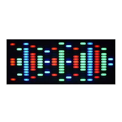 Roeam DIY LED Digital Music Spectrum Display Kit Module