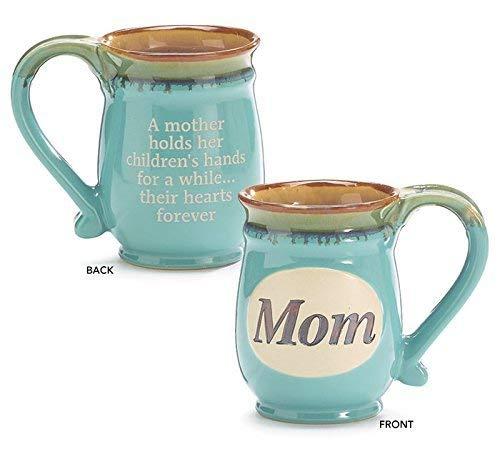 Mug Mom With Message 18 Oz