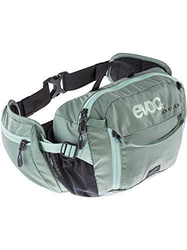 Evoc Hip Pack Race 3L Olive/Light Petrol, One Size ()