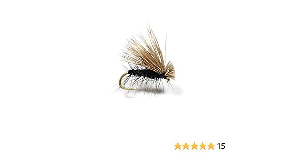 1//2 Dozen Umpqua Fly Fishing Elk Hair Caddis