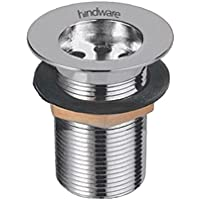 Hindware Addons 32mm Full Thread Waste Coupling (Chrome)