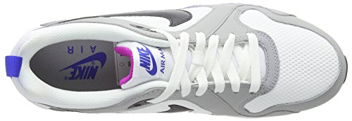Anthracite Air Fls Wolf Trainers Max Multicolor Fchs NIKE Grey Men's White Trax OwgSaxa