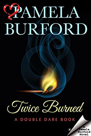 book cover of Twice Burned