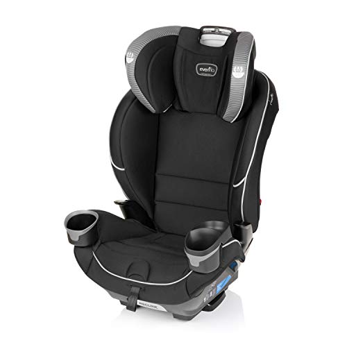 41Q92vqAylL - Evenflo EveryFit 4-in-1 Convertible Car Seat, Olympus