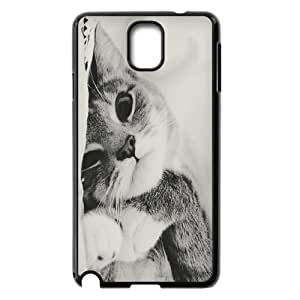DIY Phone Case for Samsung Galaxy Note 3 N9000, Cat Cover Case - HL-702168