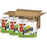Bounty Paper Towels 6 Huge Rolls