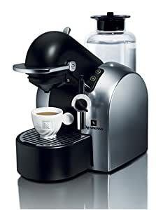 Nespresso D290 Espresso and Coffeemaker, Polished Chrome