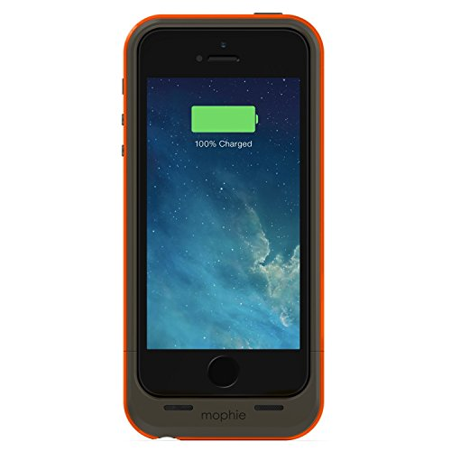 mophie Juice Pack Plus for Iphone 5/5s Orange- (Certified ...