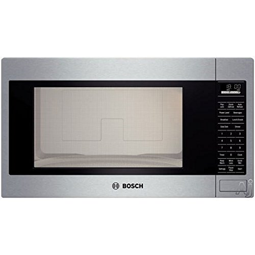 amazon com bosch hmb5051 500 2 1 cu ft stainless steel built in rh amazon com Microwave Oven Bosch Oven Microwave Combo