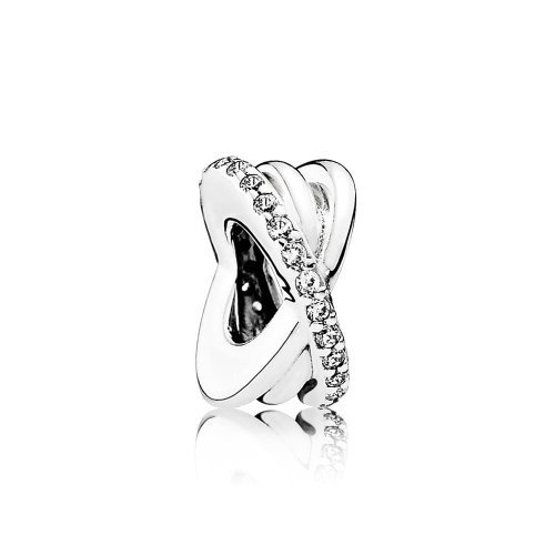 Price comparison product image Pandora Galaxy Spacer - 791994CZ