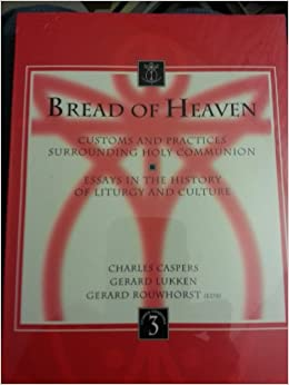 Book Bread of Heaven (Liturgia Condenda)