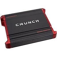 Crunch PZX2000.1 Powerzone Monoblock Class AB Amp44; 244;000 Watts