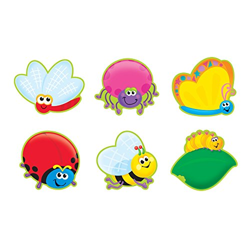 TREND enterprises, Inc. Bright Bugs Classic Accents Variety Pack, 36 ()