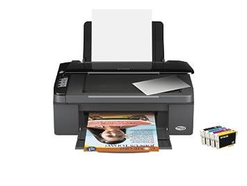 Epson Stylus SX100 Inyección de tinta 26 ppm 5760 x 1440 DPI A4 ...