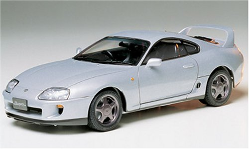 Toyota Supra Model Car 1/24 Tamiya