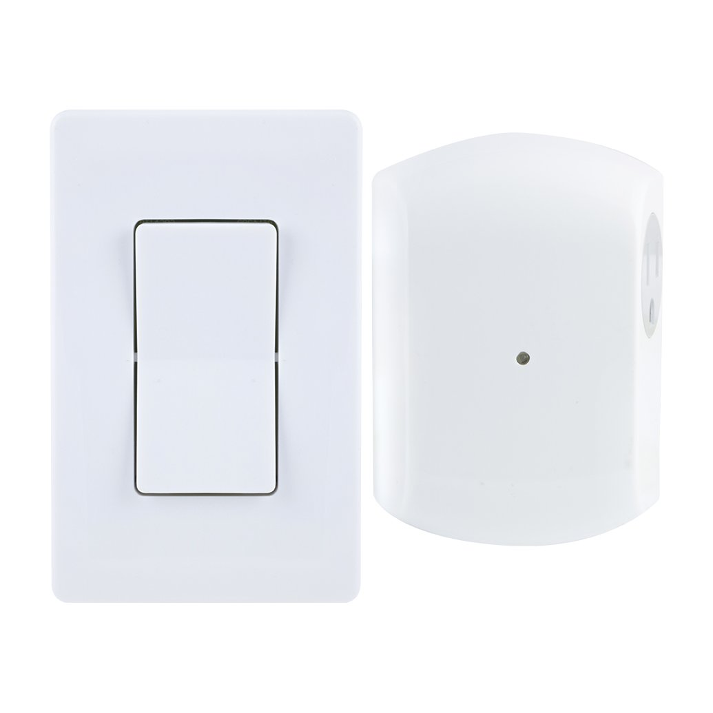 Zmart Switch - Smart & Easy Way to Control Any Light Switch (2 Pack ...