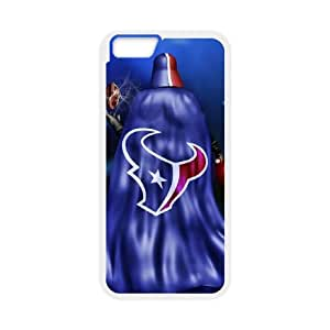 Houston Texans iPhone 6 Plus 5.5 Inch Cell Phone Case White persent zhm004_8572059