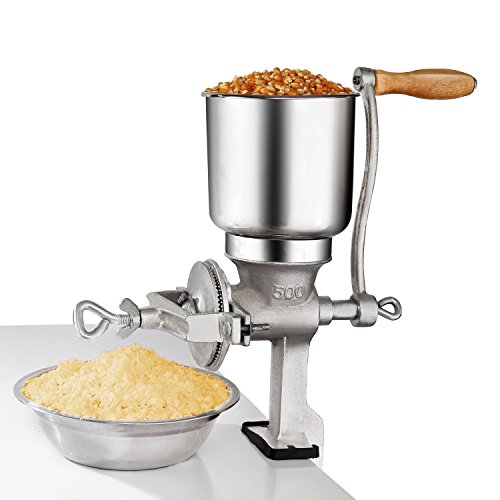 corn and wheat grinder - 6