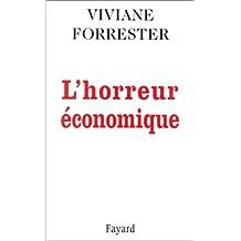 HORREUR ÉCONOMIQUE (L') (MÉDICIS DE L'ESSAI 1996)