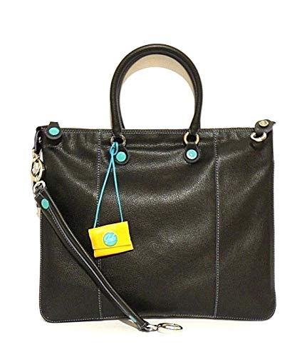 ruga Borsa trasformabile basic M nero GABS shopping week tg z4OPHq