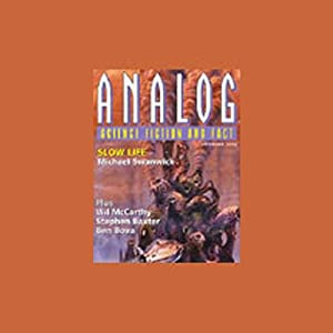 The Best of Analog Science Fiction and Fact Magazine Audiobook