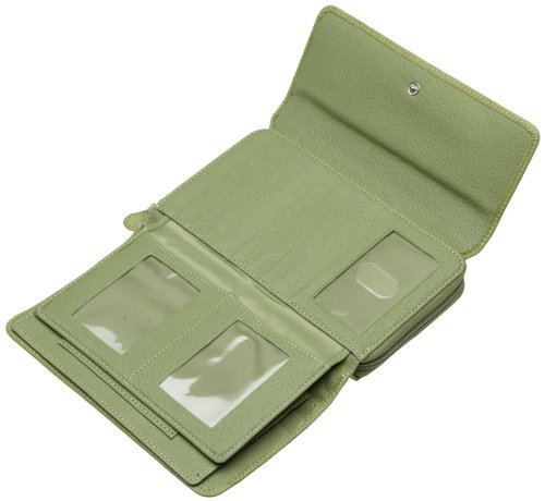 MUNDI Big Fat Flap Wallet,  Cactus,
