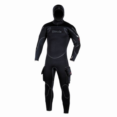 Hollis Men's NEOTEK Semi-Drysuit - Size Large (Mens Semi Drysuit)