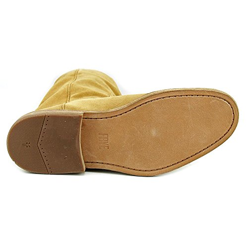 Oiled Chris FRYE Pull Men's On Suede Wheat 7gpXgT