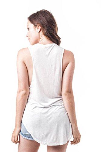 Khanomak - Camisas - para mujer Marfil