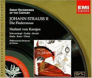 Operetta Die Fledermaus (Strauss: Die Fledermaus)