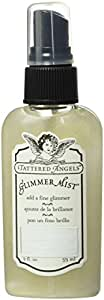 Tattered Angels Glimmer Mist, 2-Ounce, Iridescent Gold