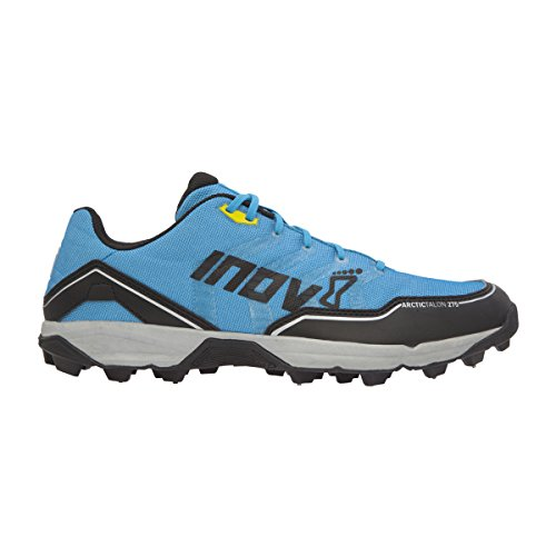 Inov-8 Arctic Talon 275 Trail Running Shoe, Blue/Black/Silver/Yellow, 7.5 C US