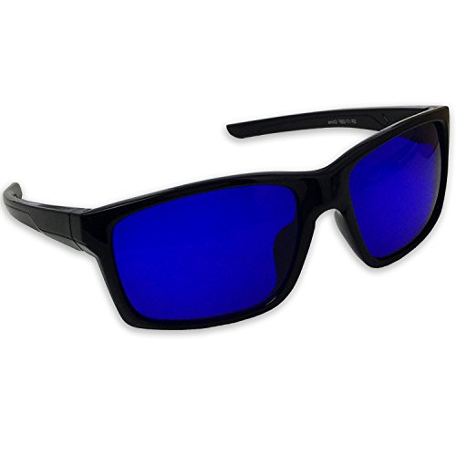 Golf Ball Finder Glasses - True Blue Lens Sunglasses - Mens, - Ball Finder Golf Glasses