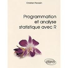 Programmation et Analyse Statistique Avec R