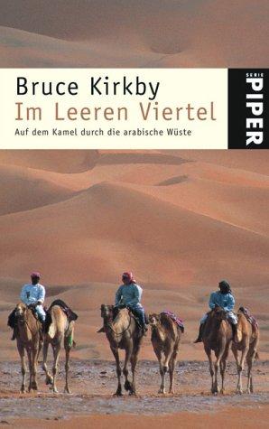 Im Leeren Viertel: Auf dem Kamel durch die arabische Wüste