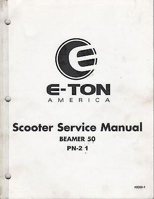 Eton Beamer Scooter - 1