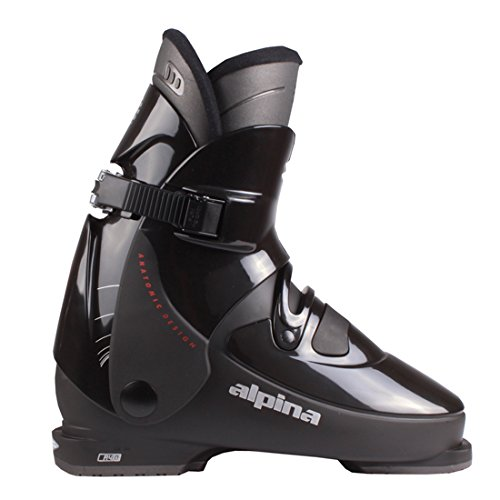 Alpina R4 Rear Entry Ski Boots Black 28.5