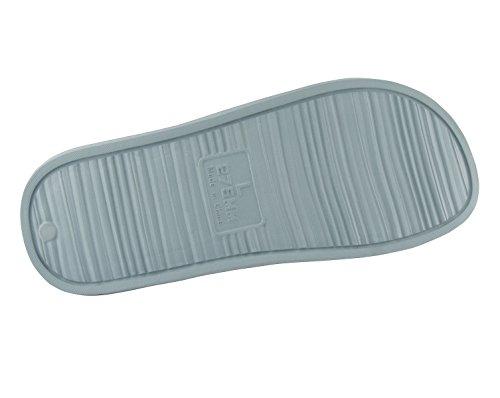 Salle Bain Bleu Piscine Claquette Gris Plage Pantoufle Unisexe Anti et Maison de de Couple de Xunlong Sandales Douche Dérapage Chaussons Sandales Pour Zq1ayzcAw0
