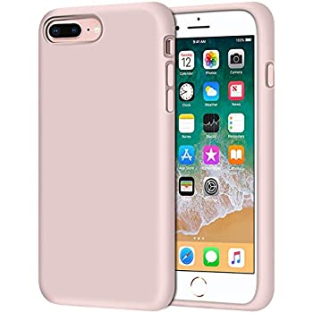 Amazon.com: TORRAS Slim Fit iPhone 8 Plus Case/iPhone 7 Plus ...