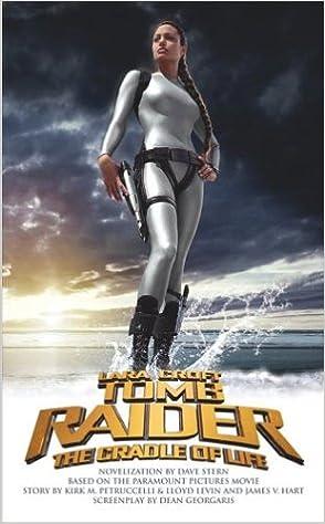 Buy The Cradle Of Life Lara Croft Tomb Raider Book Online At Low
