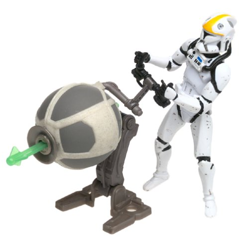 Clone Trooper Republic Gunship Pilot E2 - (Oct. 02