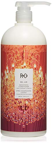 R+Co Bel Air Smoothing Conditioner Plus Anti-oxidant Complex Liter, 33.8 fl. oz.